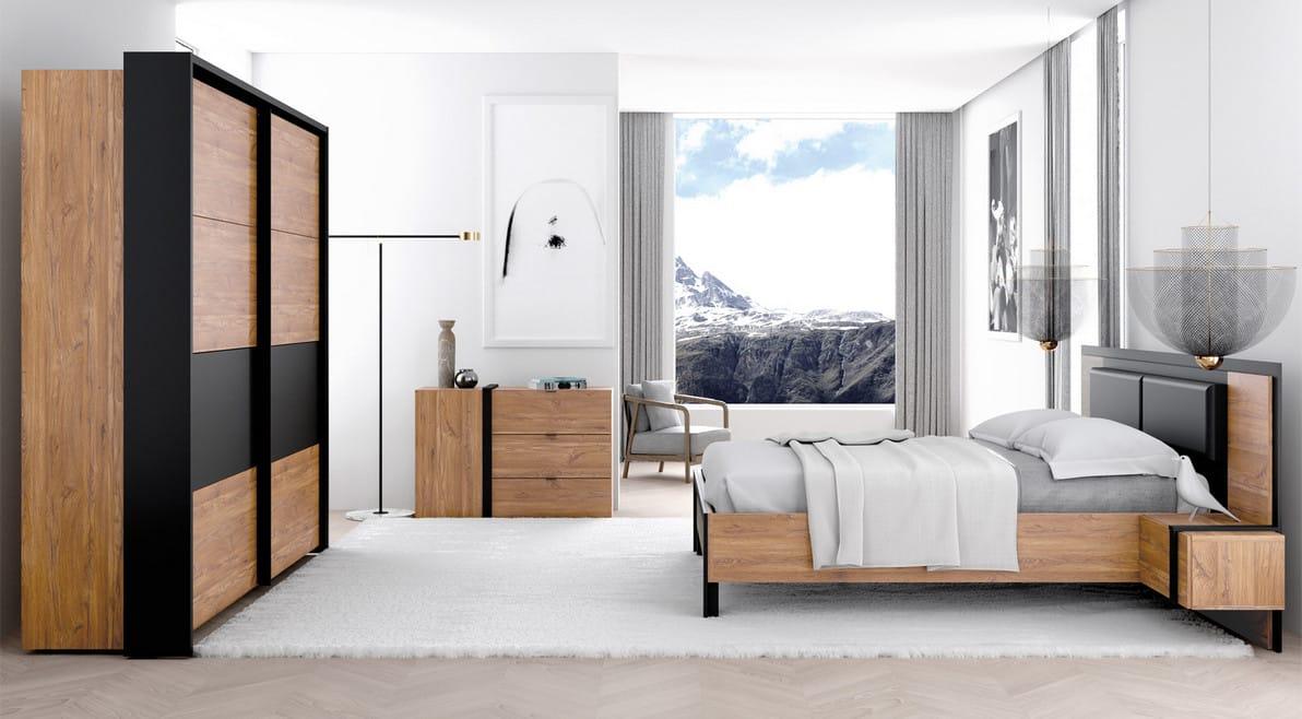 Спальня Acazio Форте. Фото в інтер'єрі