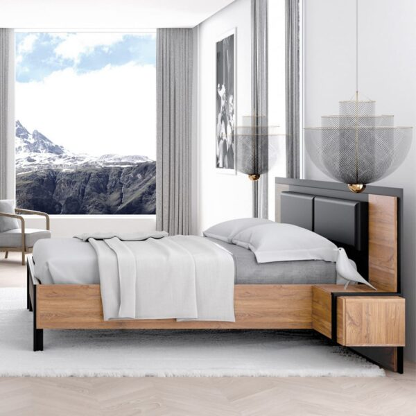 Acazio AZIL1161 Ліжко - 3 » Агата Меблі