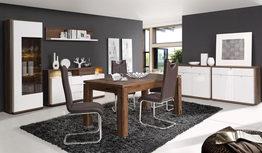 Колекція меблів для вітальні Alcano. Виробник - фабрика Forte Meble (Меблі Форте) Польща