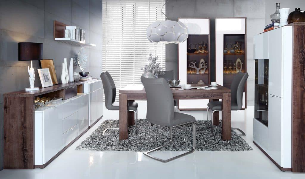 Колекція меблів Alcano. Виробник - фабрика Forte Meble (Меблі Форте) Польща