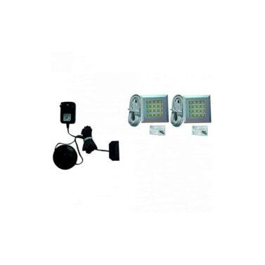 Alcano IZLED09-02 освітлення LED 2 точки