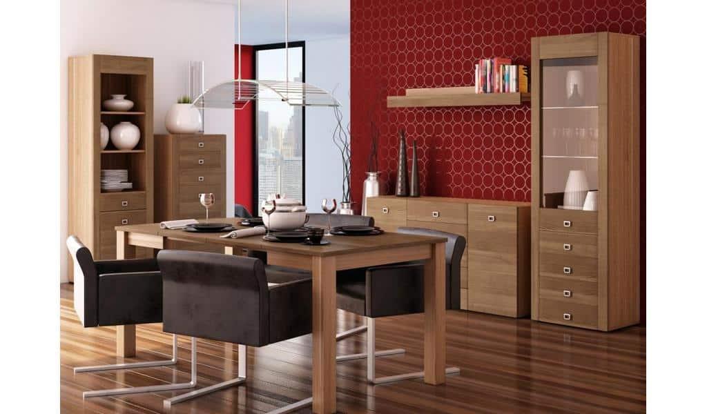 Колекція меблів для вітальні Cova. Виробник - фабрика MebleWojcik (Войчик) Польща