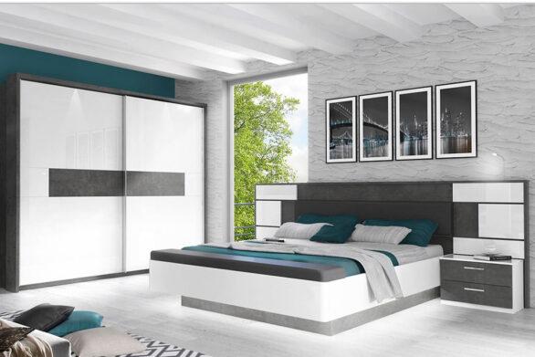 Forte Meble. Сучасна спальня Farra