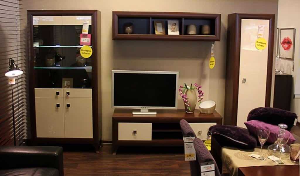 Колекція меблів для вітальні Foggia. Виробник - Польща