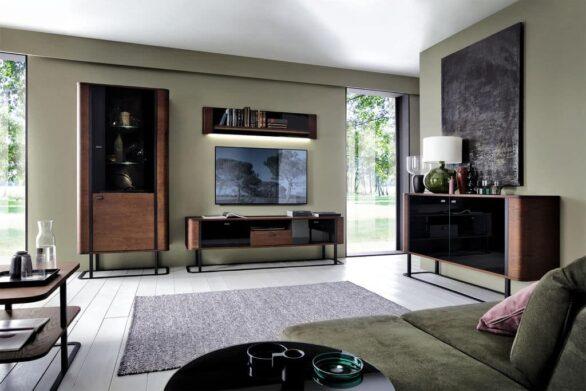Авангардний дизайн меблів з колекції Grande. Польска меблева компанія Таранко