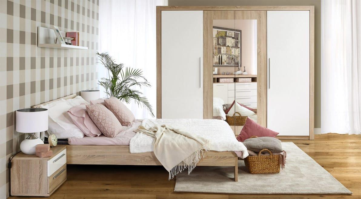 Меблі Форте спальня Julietta фото в інтер'єрі спальні
