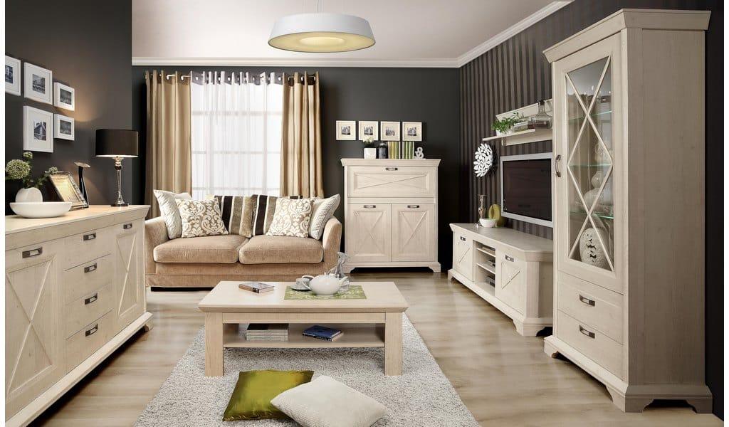 Колекція меблів для вітальні Kashmir. Виробник - фабрика Forte Meble (Меблі Форте) Польща