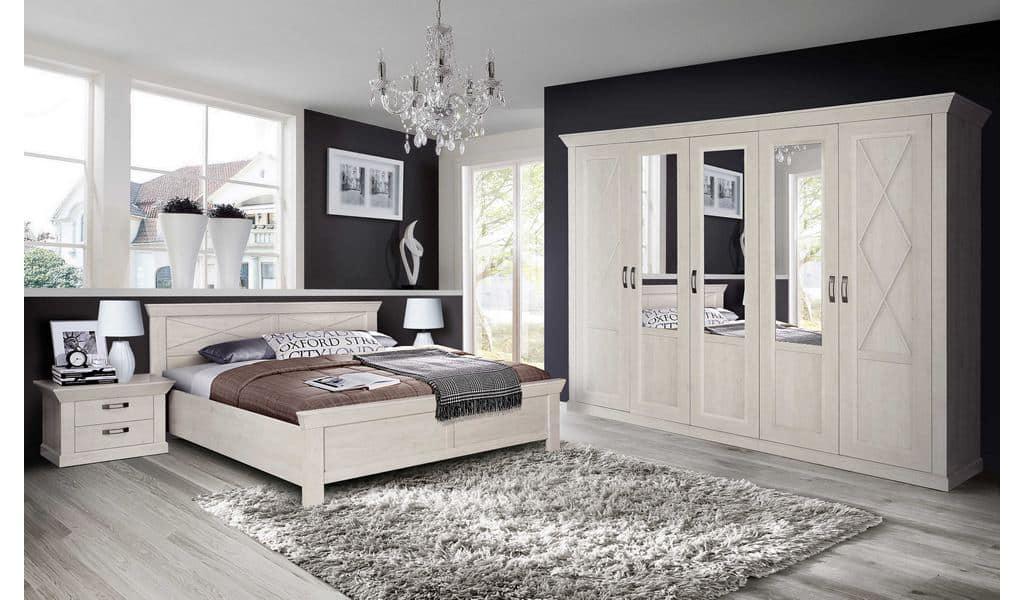 Колекція меблів для спальні Kashmir. Виробник - фабрика Forte Meble (Меблі Форте) Польща