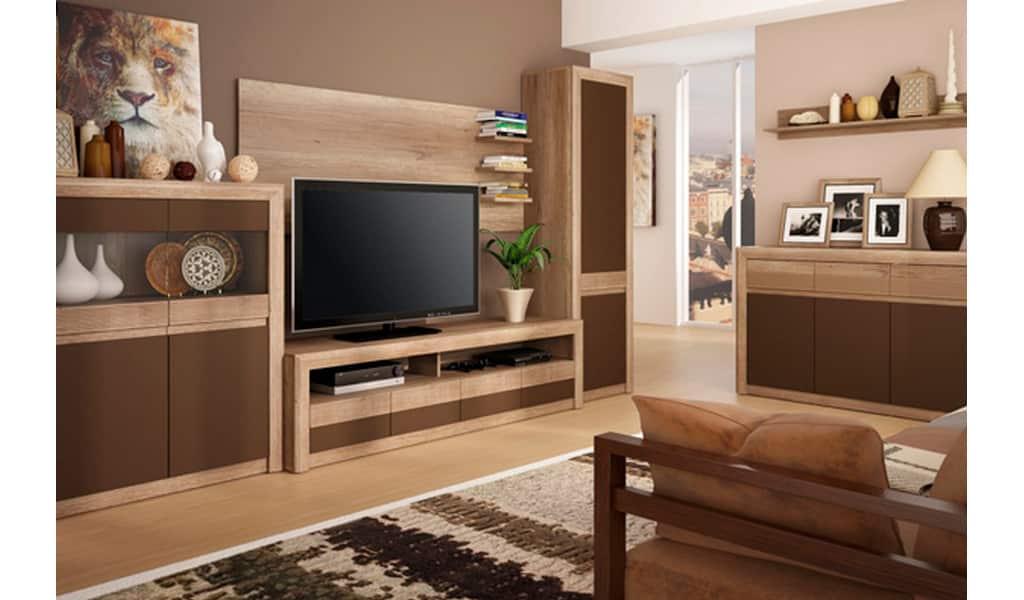 Колекція меблів для вітальні Kashmir Wojcik. Виробник - фабрика MebleWojcik (Войчик) Польща