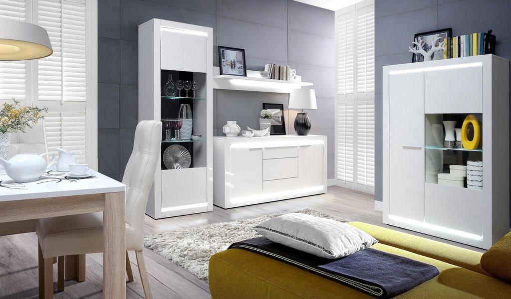 Колекція меблів L-Light. Виробник - фабрика Forte Meble (Меблі Форте) Польща