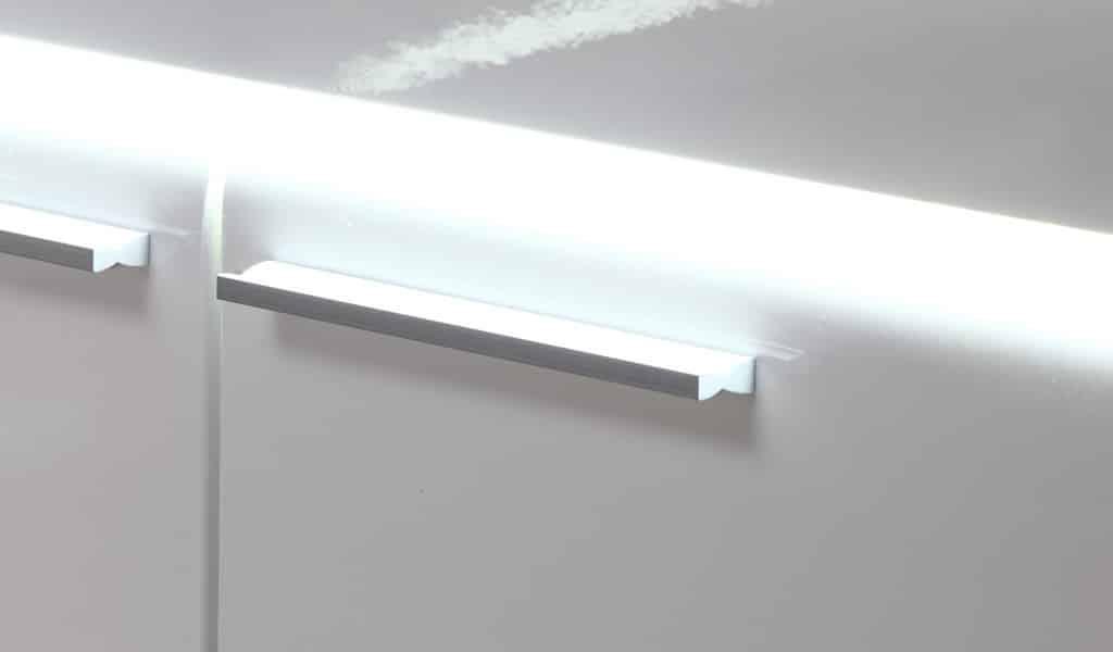 Колекція меблів для вітальні L-Light. Виробник - фабрика Forte Meble (Меблі Форте) Польща