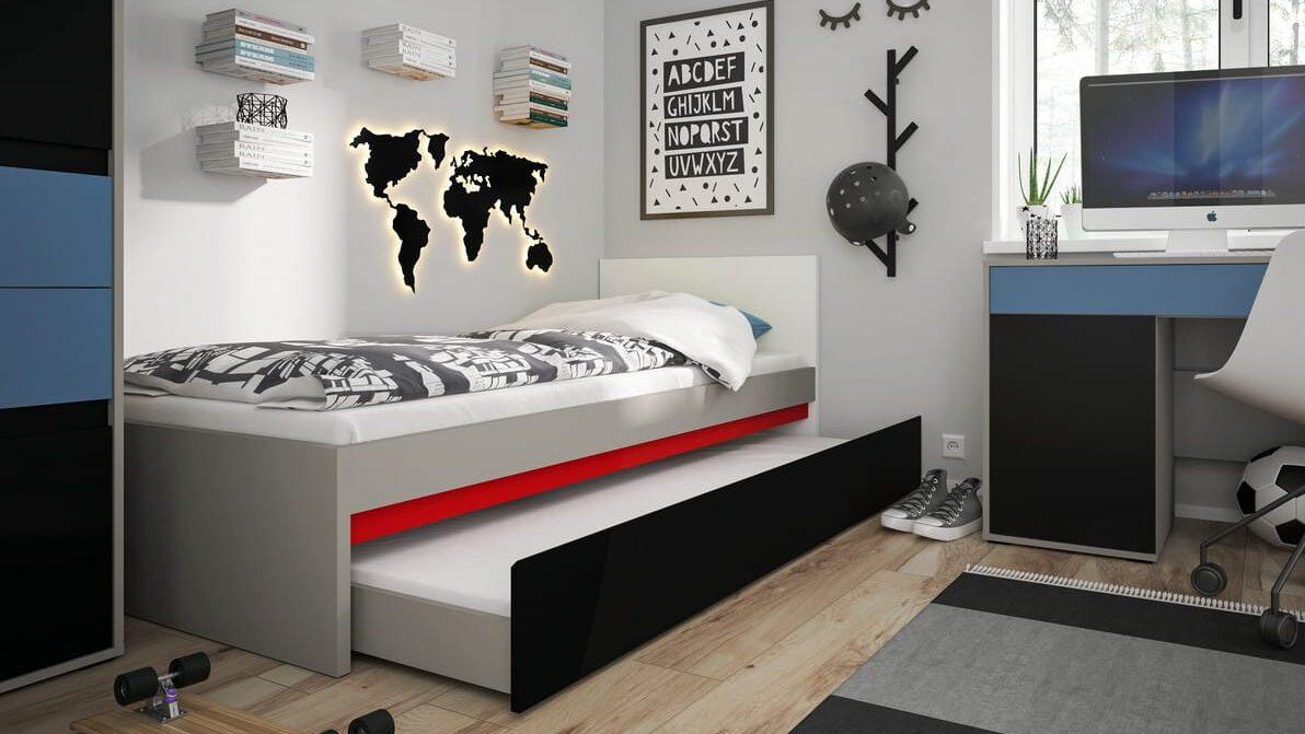 Меблі в дитячу кімннату Laser фабрика Wojcik Польща