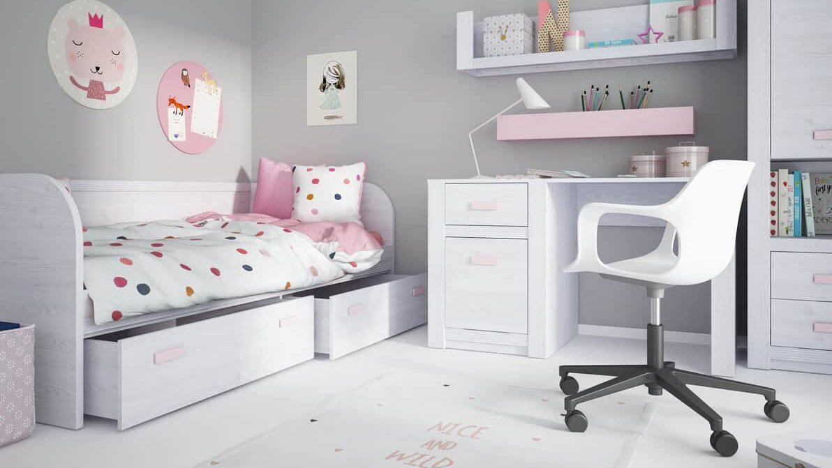 Меблі для дітей Колекція Lilo Польща. Меблі Wojcik