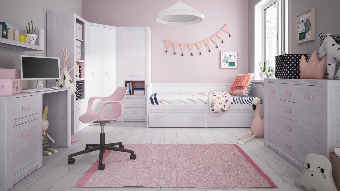 Меблі Lilo Фото колекції в інтер'єрі дитячої кімнати