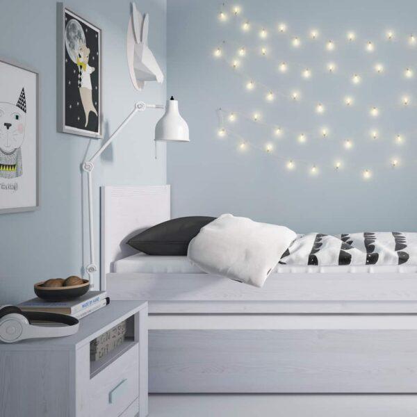 Lilo Lloz01 Ліжко 0 - 3 » Агата Меблі