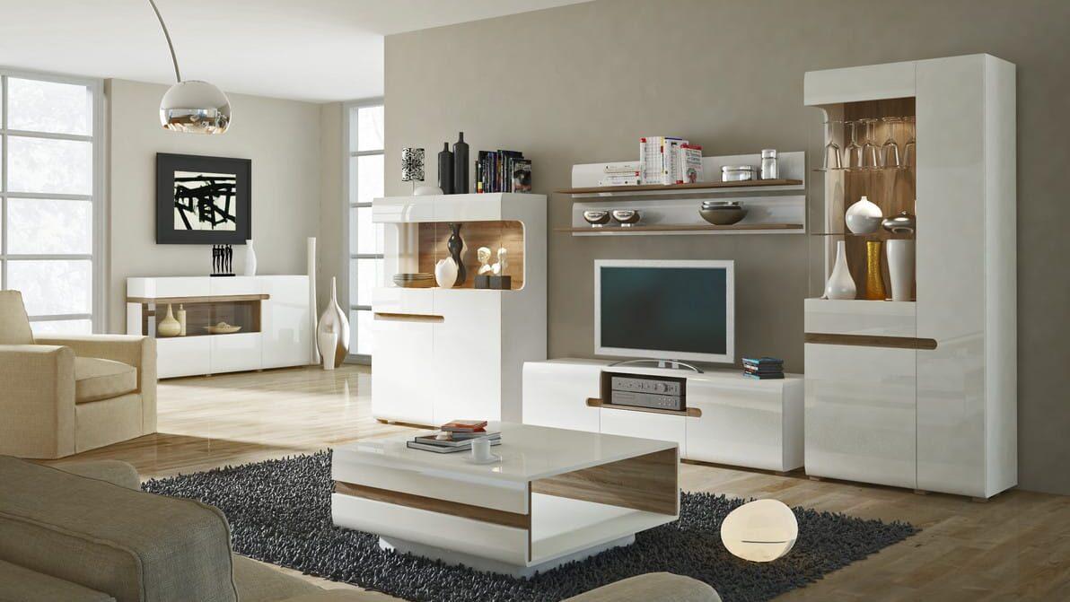 Меблі Linate для вітальні фото. Меблі Войчик