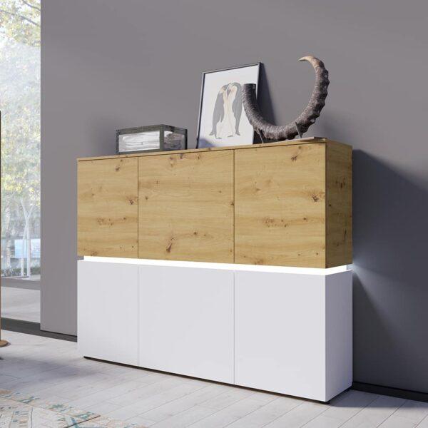 Luci LCCK03-w Комод 6d купити - 1 » Агата Меблі
