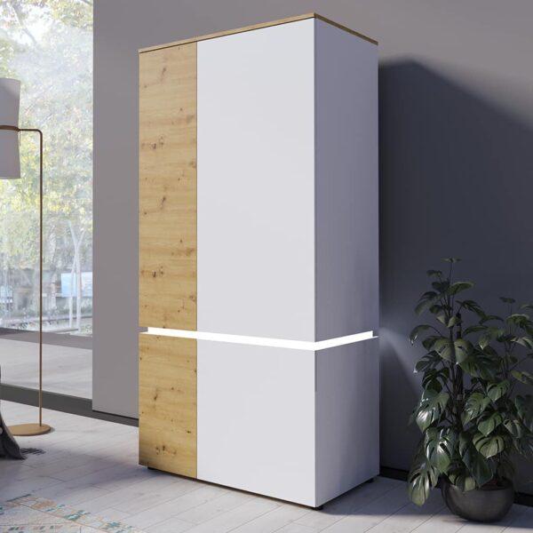 Luci LCCS01-w Шафа 4d купити - 1 » Агата Меблі