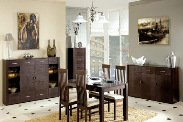 Колекція сучасних меблів Luna. Таранко Польща