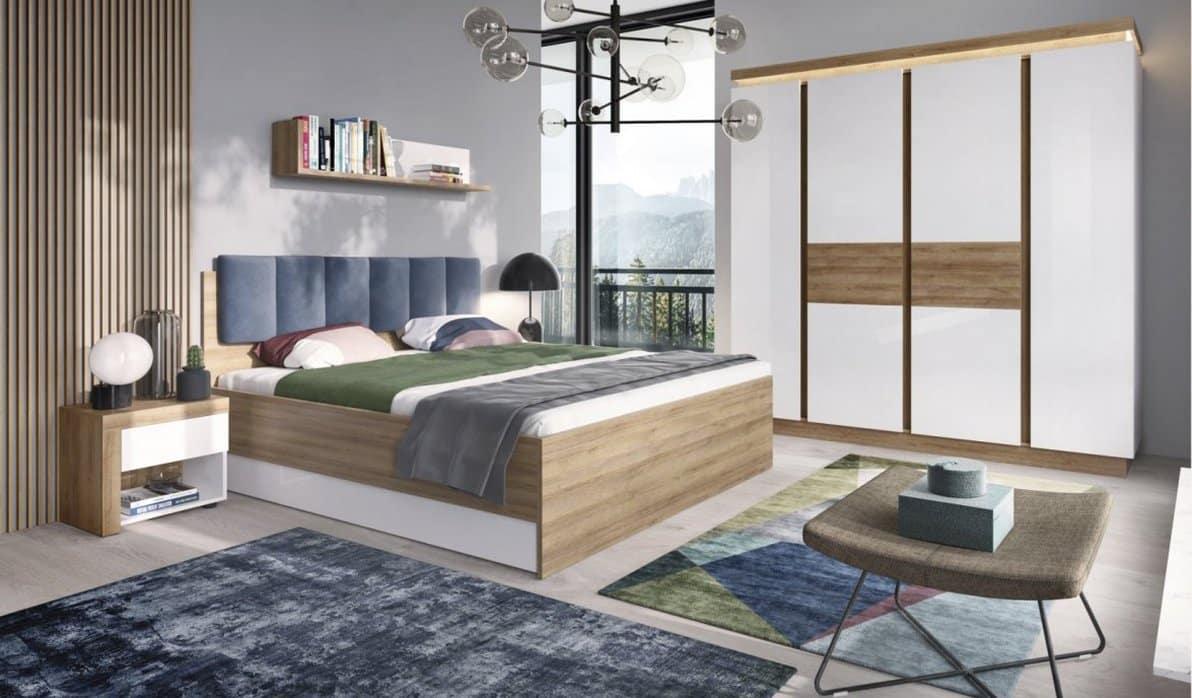 Спальня Lyon фото в інтер'єрі