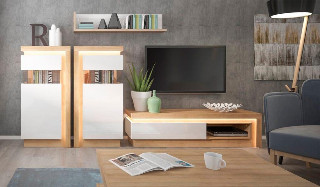 Меблі Lyon у сучасному дизайні. Польща. MebleWojcik