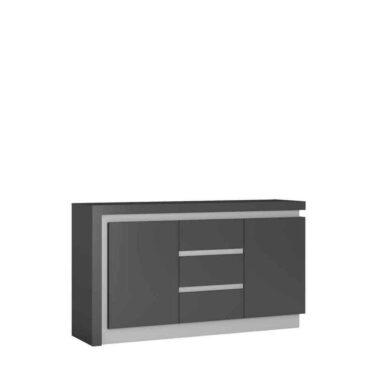 Lyon Platinum Lyok01 Комод 2d-3s