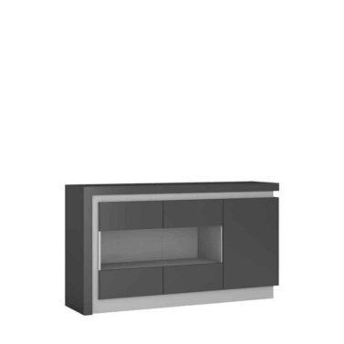 Lyon Platinum Lyok02 Комод 3d