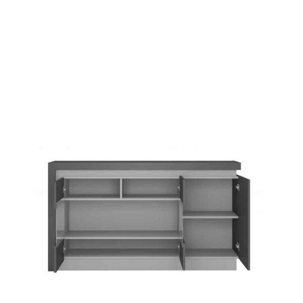 Lyon Platinum Lyok02 Комод 3d - 1 » Агата Меблі