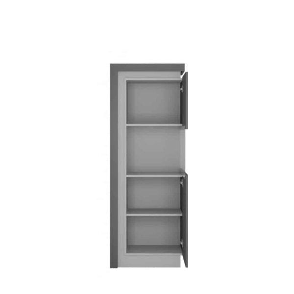 Lyon Platinum Lyov01 P Вітрина 1d Права - 1 » Агата Меблі