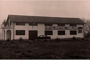 Меблі Wojcik - Історія появи компанії