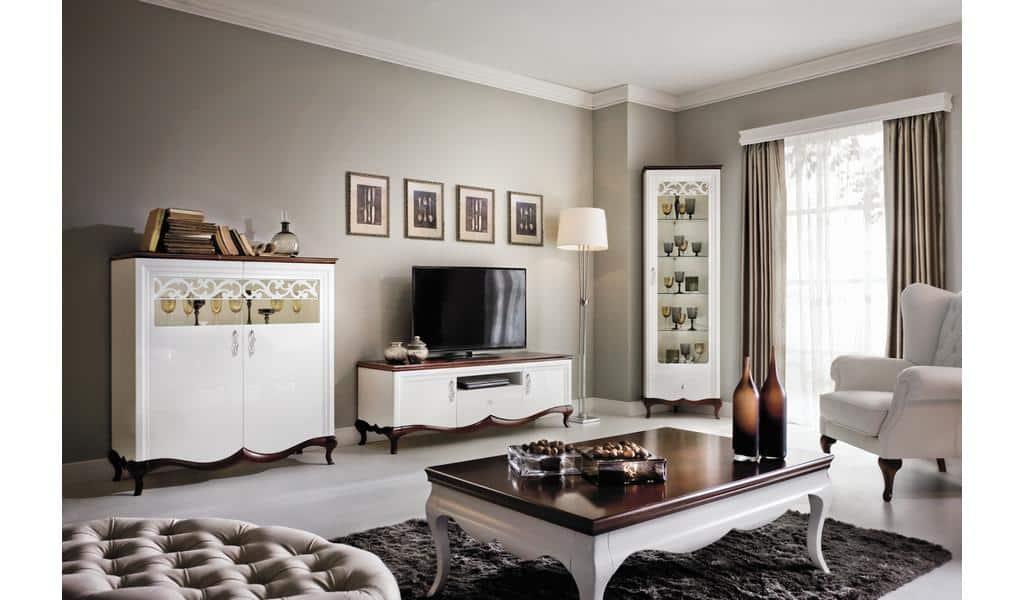 Колекція меблів у вітальню чи їдальню Milano. Виробник - фабрика Taranko (Таранко) Польща
