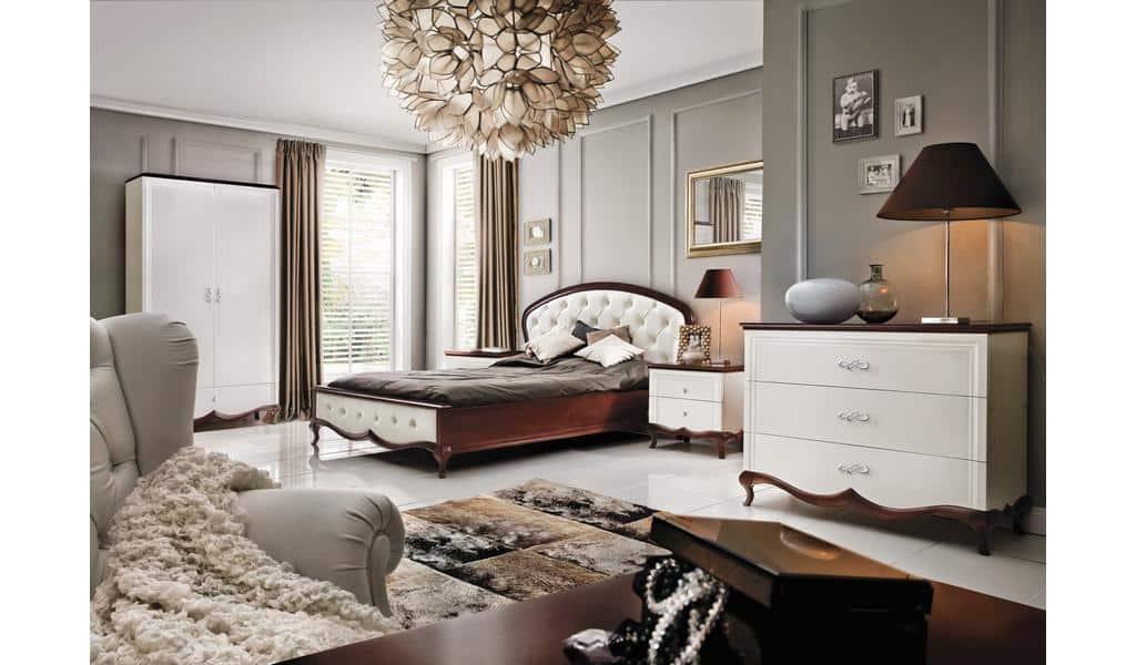 Колекція меблів для спальні Milano. Виробник - фабрика Taranko (Таранко) Польща