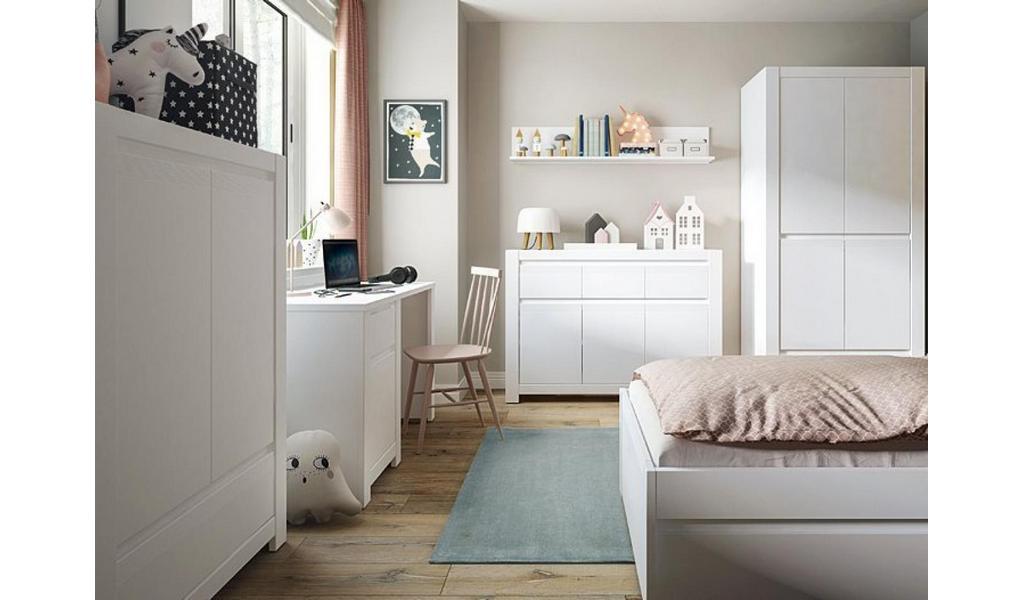 Колекція меблів для дитячої кімнати Novi. Виробник - фабрика MebleWojcik (Войчик) Польща