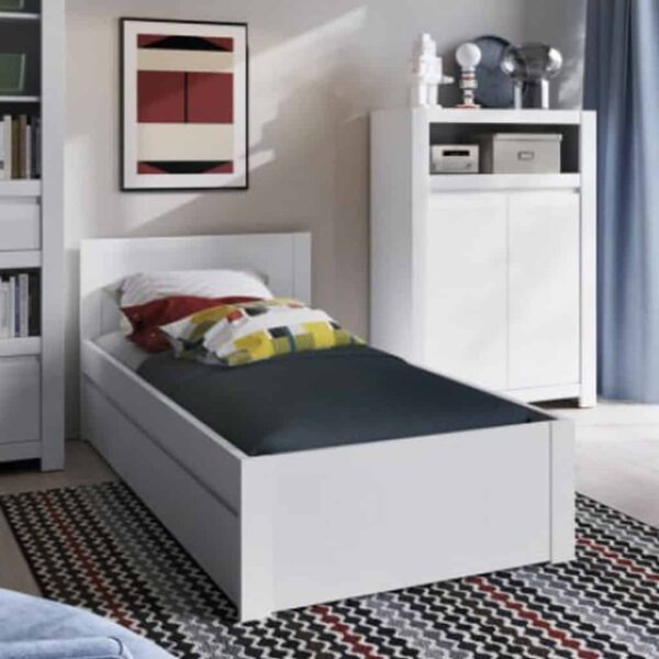 Novi NVIZ01 Ліжко 90 - 3 » Агата Меблі