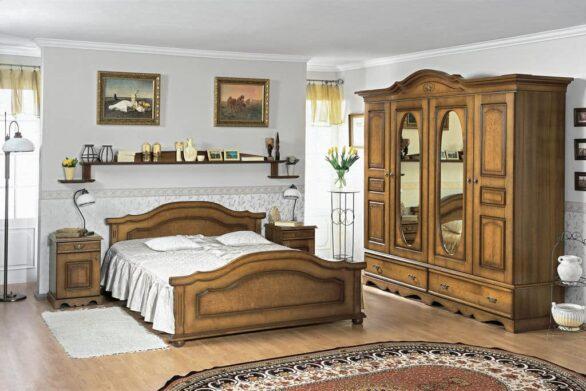 Спальня Ol-Tar. Польські меблі Таранко в Україні