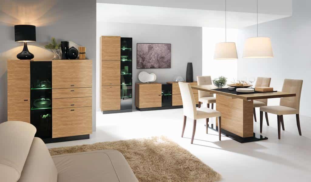 Колекція меблів для вітальні Quartz. Виробник - фабрика Bydgoskie meble (Бидгошські меблі) Польща