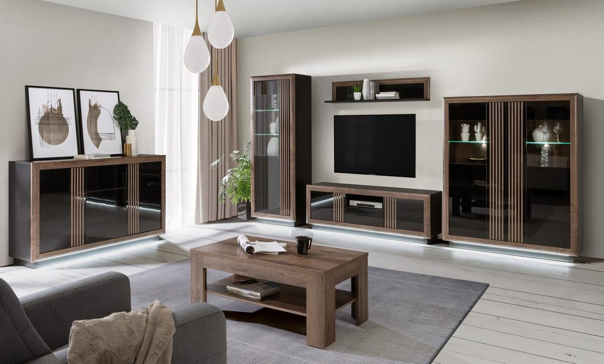 Колекція меблів Савона Savona - фото в інтер'єрі. Меблі Форте
