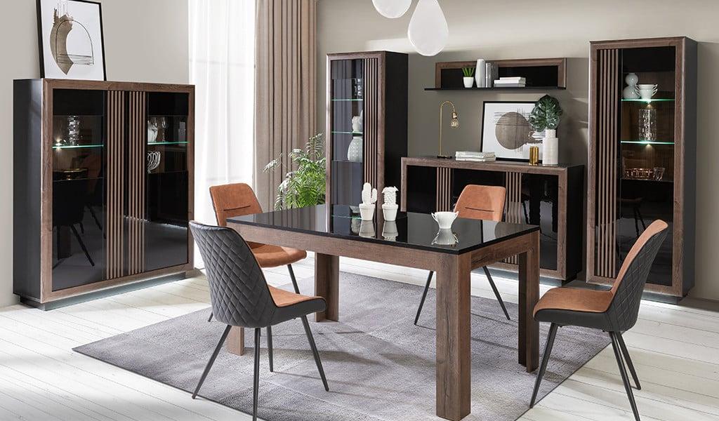 Колекція меблів Savona від польської компанії Меблі Форте