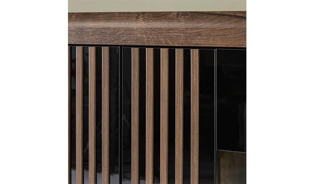 Меблі Savona. Оригінальний дизайн фасадів