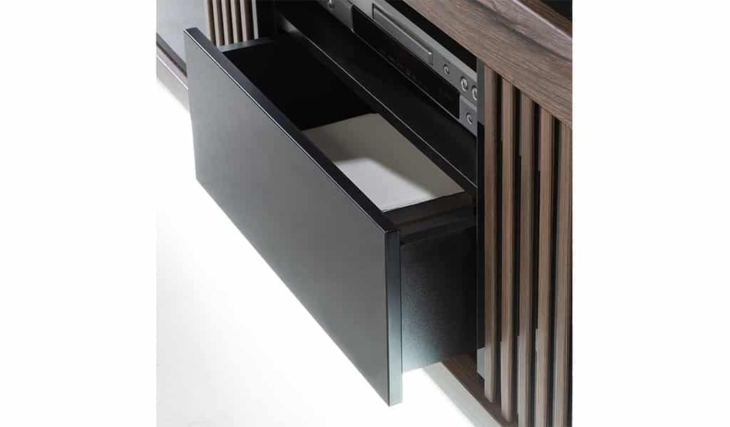Модульні меблі для вітальні Savona. Фабрика Forte. Польща