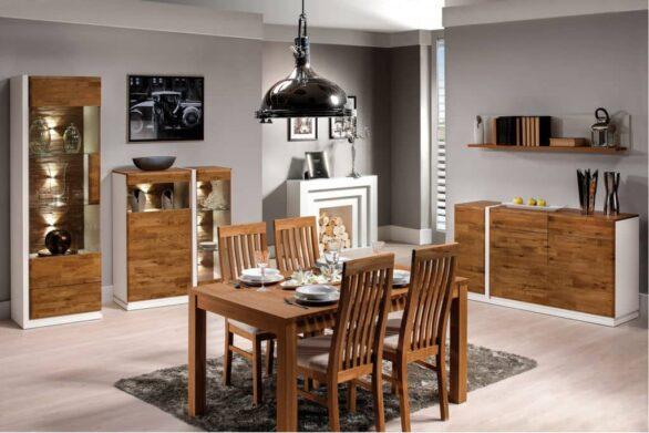 Колекція меблів для вітальні Siena. Зроблено в компанії Таранко