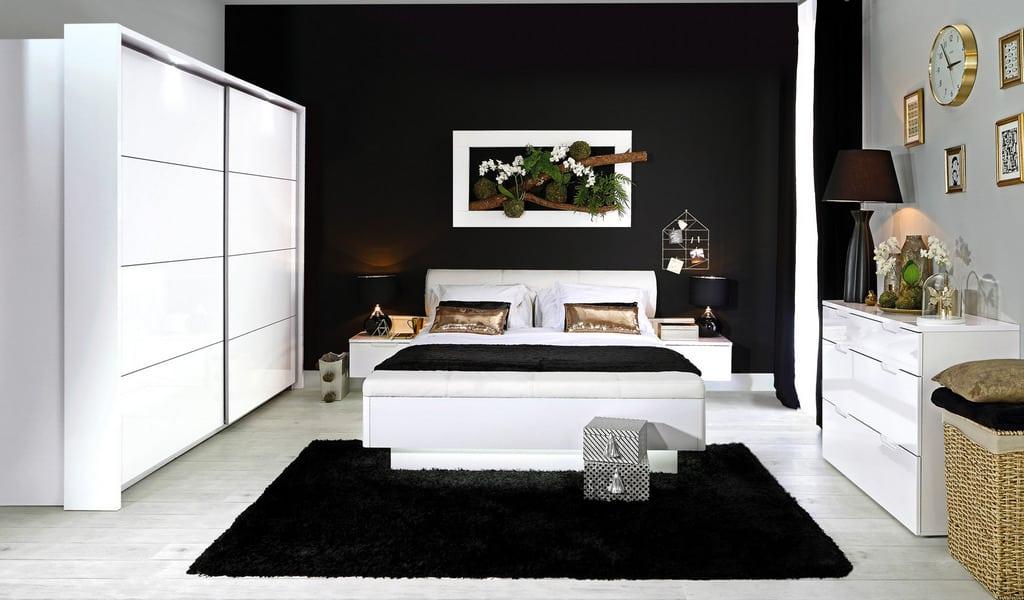 Меблі для спальні Starlet White. Виробник - Forte Meble (Меблі Форте) Польща
