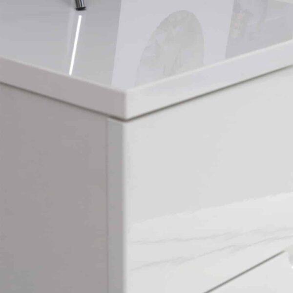 Starlet White STWK211 Комод 3S - 1 » Агата Меблі