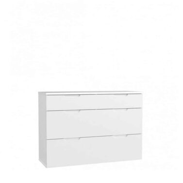 Starlet White STWK211 Комод 3S