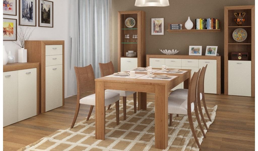 Колекція меблів для вітальні Stella. Виробник - фабрика MebleWojcik (Войчик) Польща