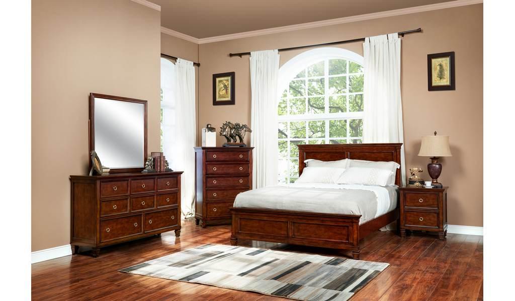 Колекція меблів для спальні Tamarack Cherry