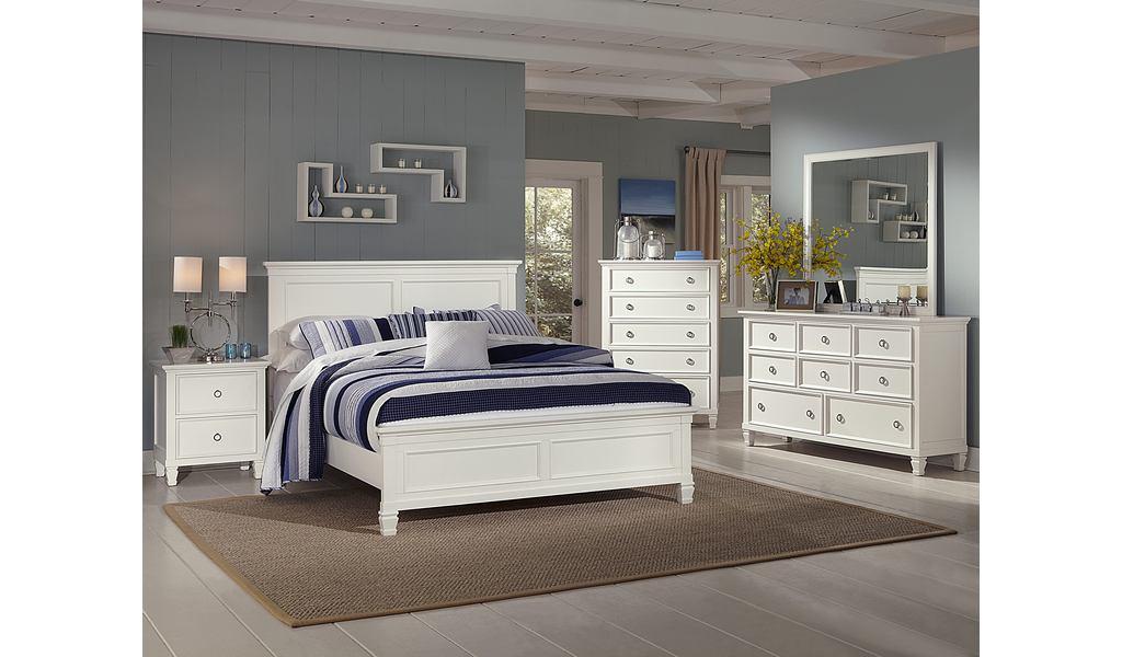 Колекція меблів для спальні Tamarack White