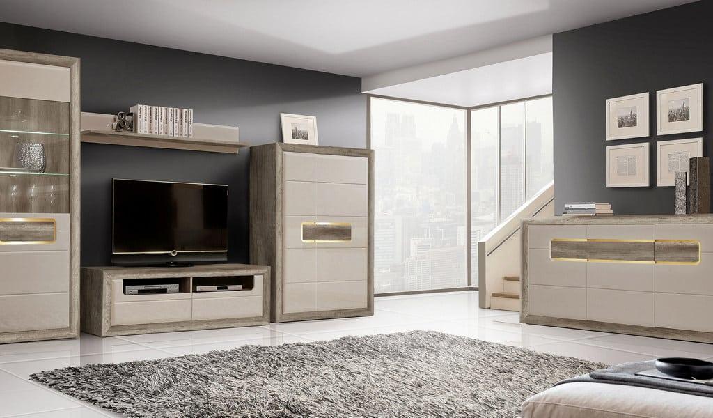 Колекція меблів Tiziano. Виробник - фабрика Forte Meble (Меблі Форте) Польща