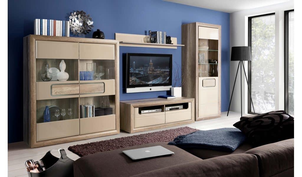 Колекція меблів для вітальні Tiziano. Виробник - фабрика Forte Meble (Меблі Форте) Польща