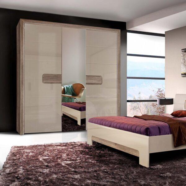 Шафа Tiziano tzms83. Колекція меблів для спальні Тіціано. Меблі Форте
